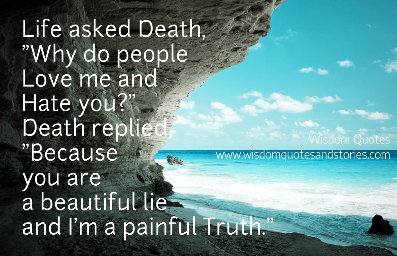 45 @ Truth Of Life Quotes August