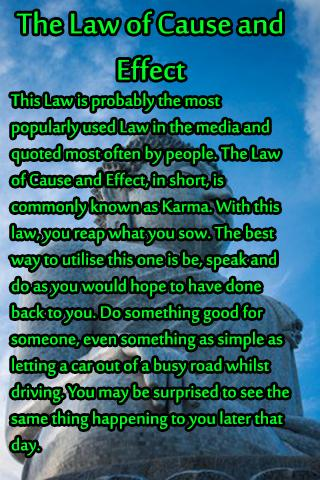 45 @ Universal Laws Quotes and Sayings
