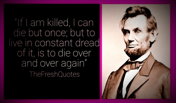46 @ Abraham Lincoln Quotations