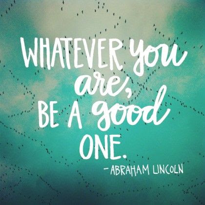 47 @ Abraham Lincoln Quotations