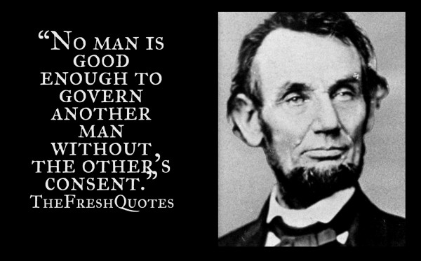 48 @ Abraham Lincoln Quotations