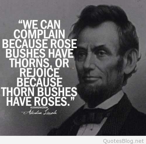 49 @ Abraham Lincoln Quotations