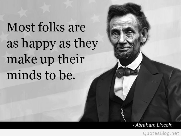 50 @ Abraham Lincoln Quotations