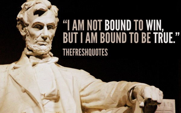 51 @ Abraham Lincoln Quotations