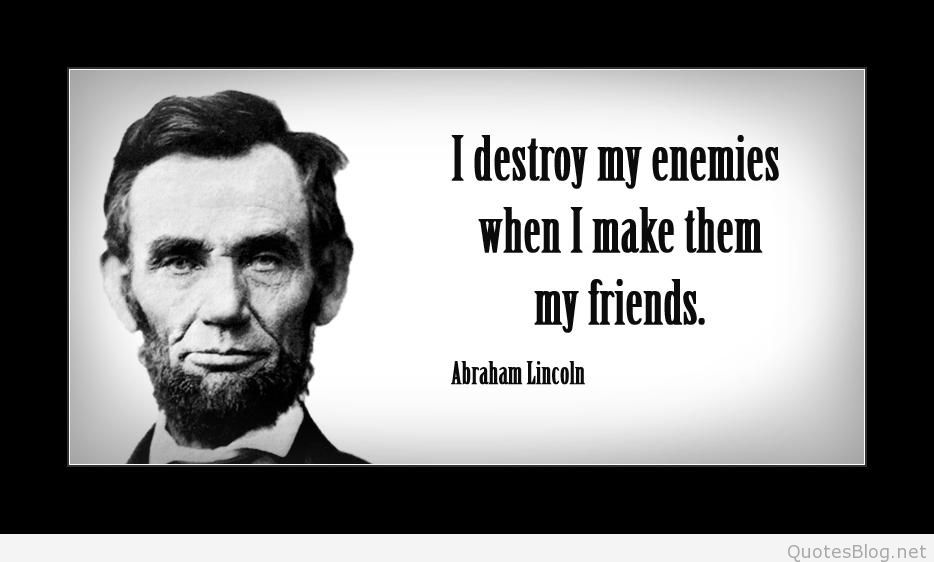 52 @ Abraham Lincoln Quotations