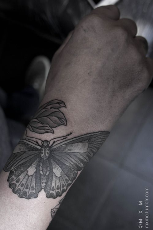 52 @ Butterfly Tattoos