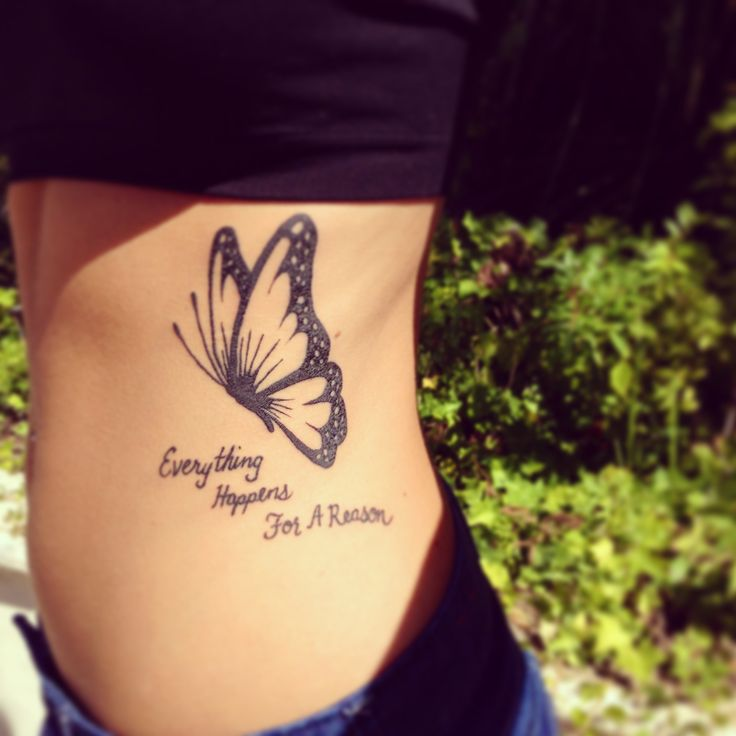 53 @ Butterfly Tattoo