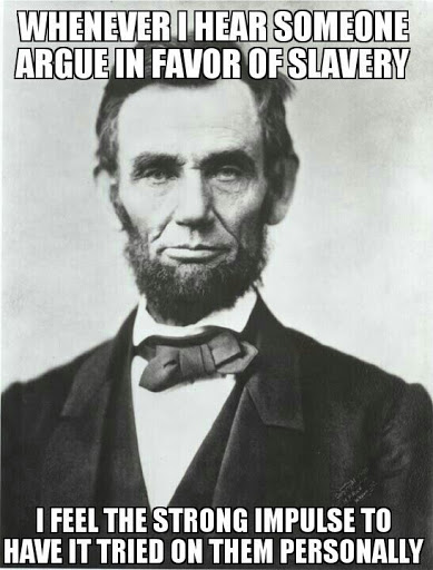 54 @ Abraham Lincoln Quotations