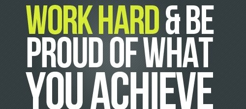 54 @ Motivational Hard Work Quotes and Sayings