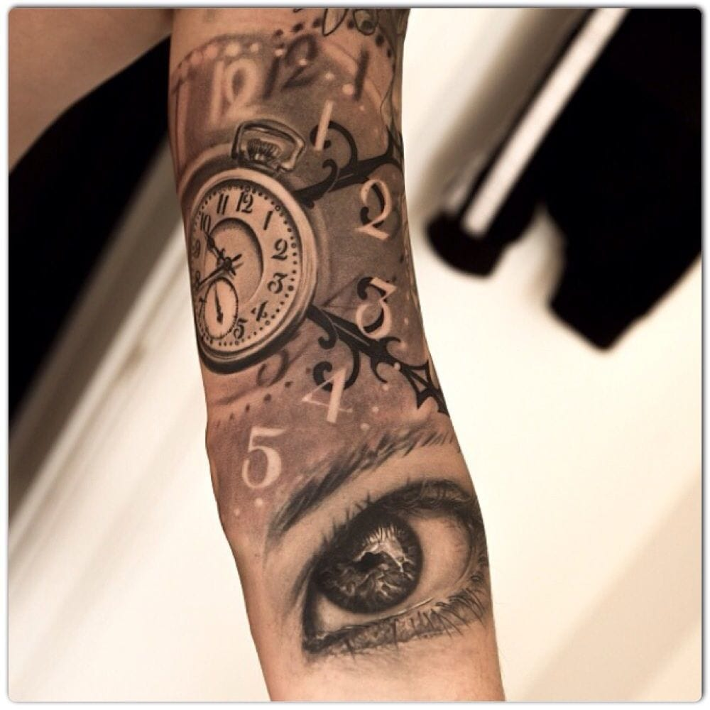 55 @ Time Tattoos Friday