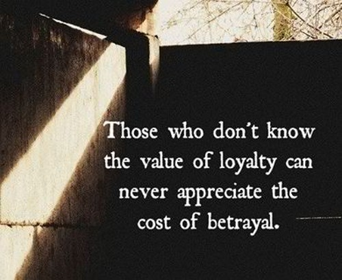 58 @ Betrayal Quotes and Quotations