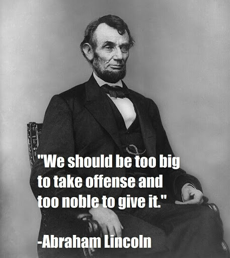 59 @ Abraham Lincoln Quotations
