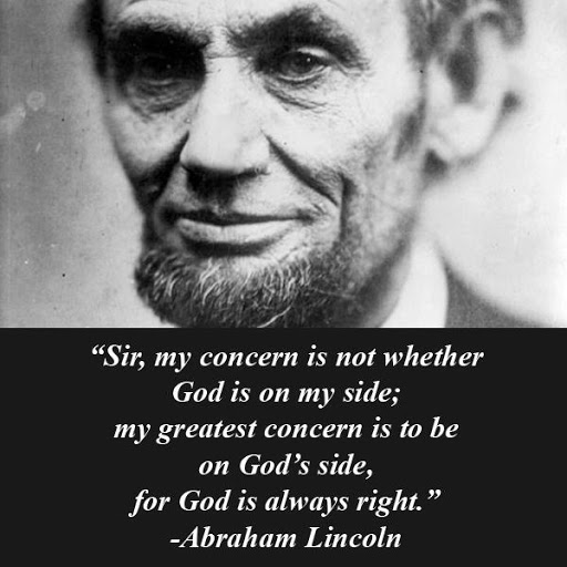 61 @ Abraham Lincoln Quotations