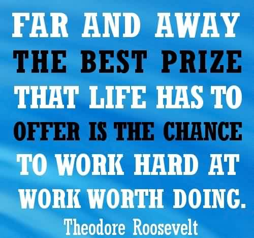 61 @ Motivational Hard Work Quotes and Sayings