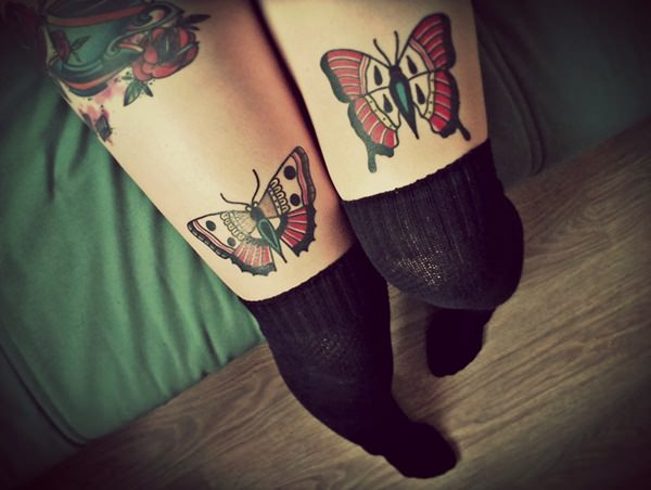 62 @ Butterfly Tattoos