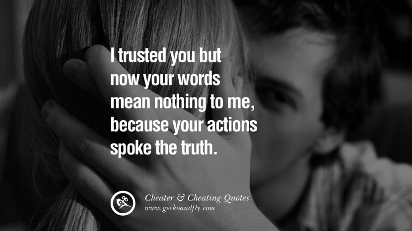 62 @ Cheating Quotes and Sayings