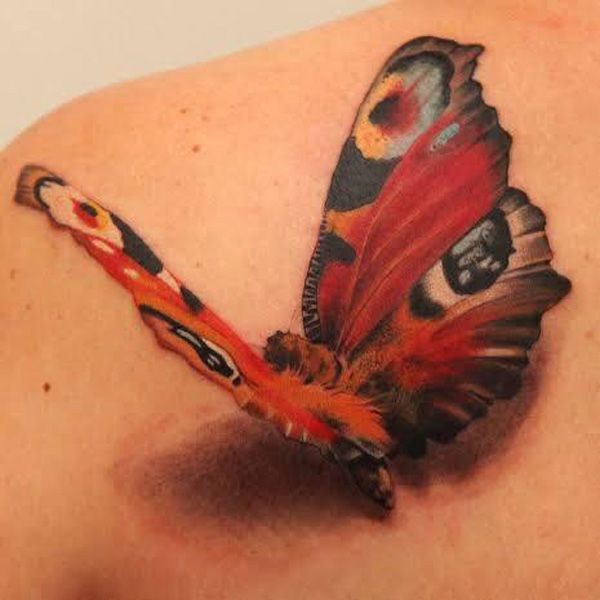63 @ Butterfly Tattoos