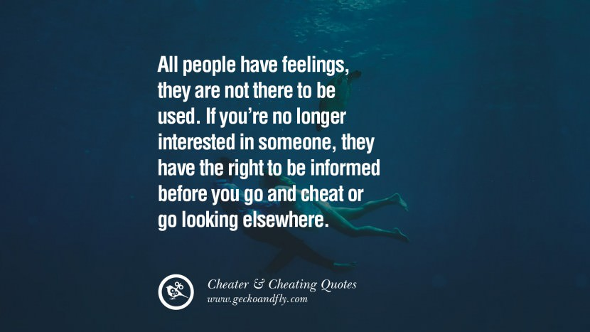 64 @ Cheating Quotes and Sayings