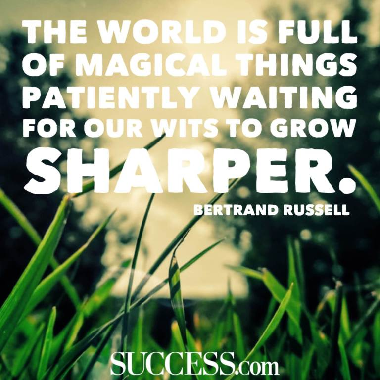64 @ Motivational Success Quotes and Sayings