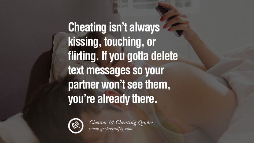 65 @ Cheating Quotes and Sayings