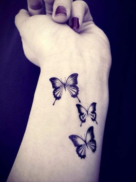 66 @ Butterfly Tattoos