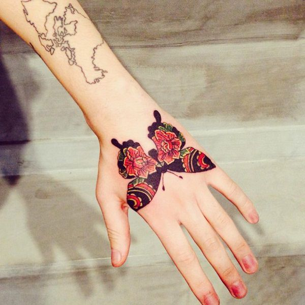 68 @ Butterfly Tattoo Hottest