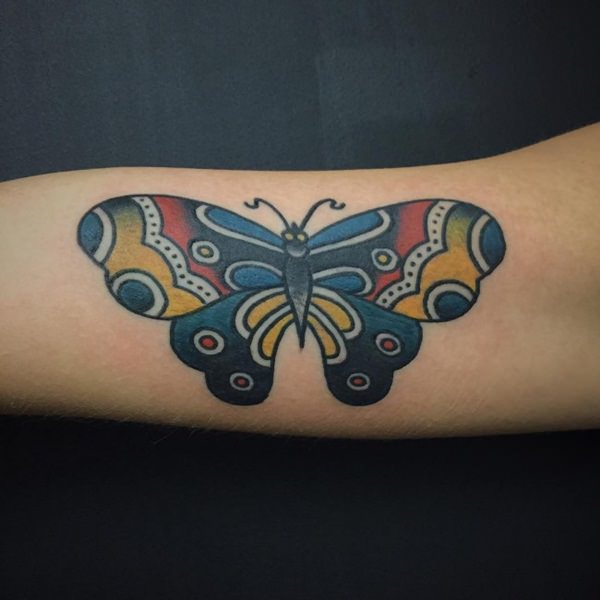 68 @ Butterfly Tattoos