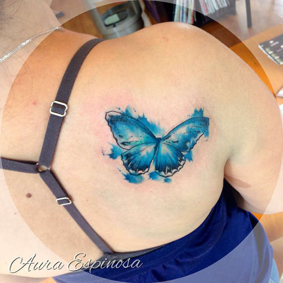 70 @ Butterfly Tattoos