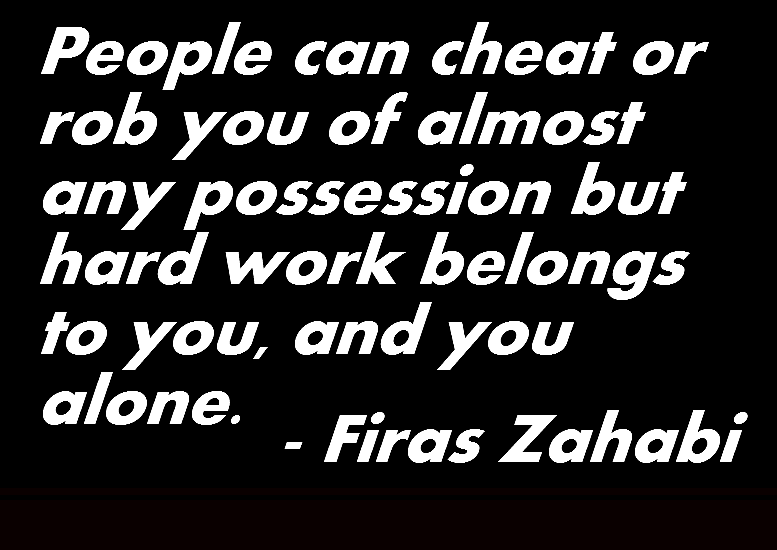 70 @ Motivational Quotes About Hard Work