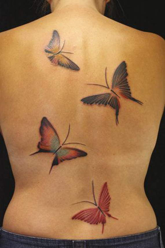 71 @ Butterfly Tattoos