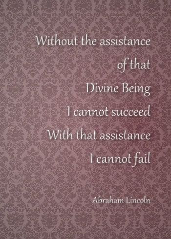 75 @ Abraham Lincoln Quotes and Sayings