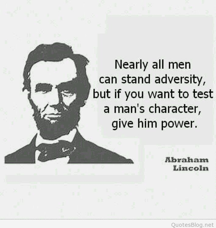 76 @ Abraham Lincoln Quotes and Sayings