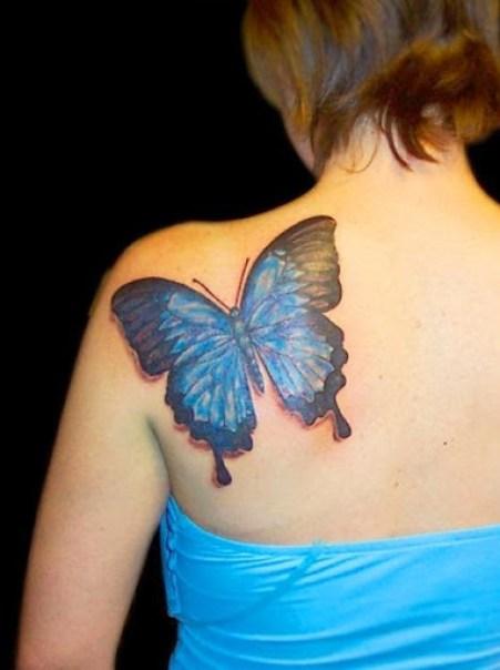76 @ Butterfly Tattoos