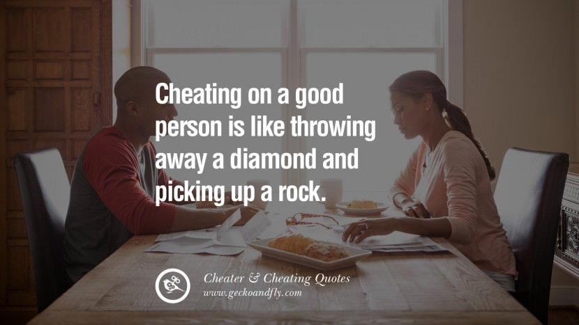 78 @ Cheating Quotes and Quotations