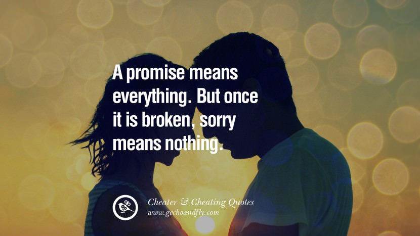 79 @ Cheating Quotes and Quotations