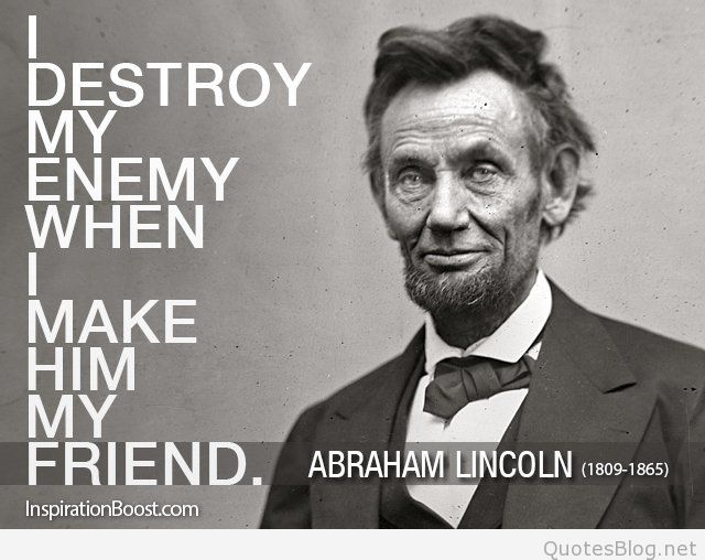 80 @ Abraham Lincoln Quotes and Sayings