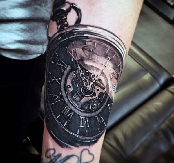 83 @ Time Tattoos Coolest