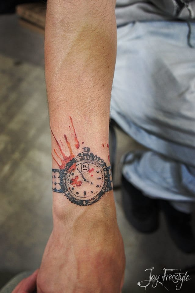 86 @ Time Tattoos Old