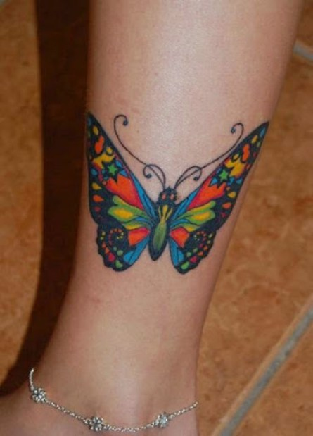 87 @ Butterfly Tattoos