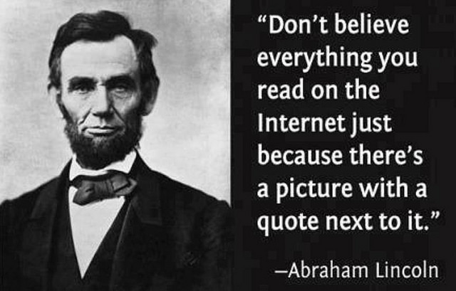 88 @ Abraham Lincoln Quotes and Sayings