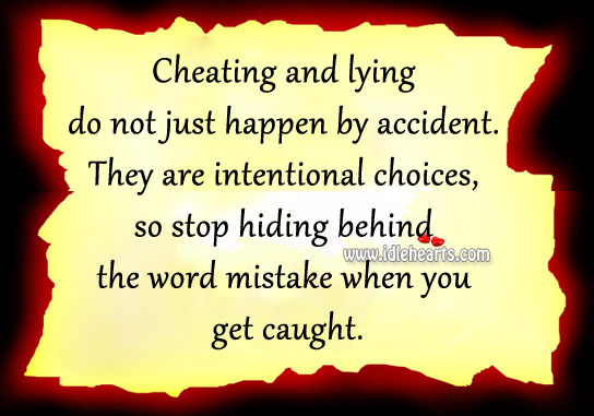 88 @ Cheating Quotes and Quotations