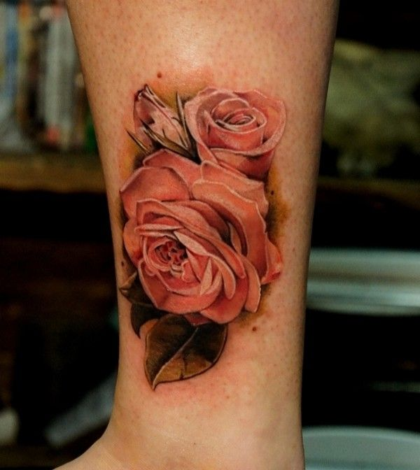 90 @ Rose Tattoos March