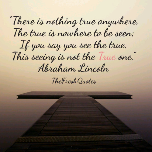 92 @ Abraham Lincon Quotes and Quotations