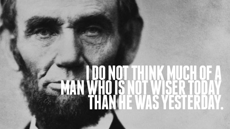 94 @ Abraham Lincoln Quotes and Quotations