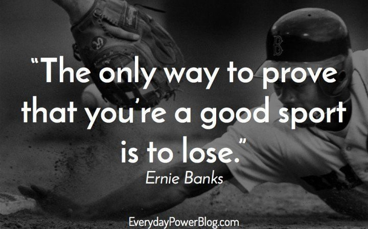 60 Inspirational Sports Quotes Sorry Custom Inspirational Sport Quotes