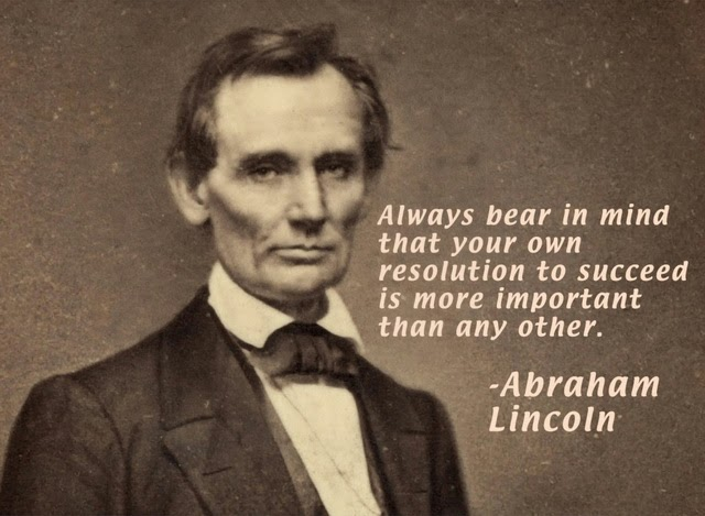 97 @ Abraham Lincoln Quotes and Quotations