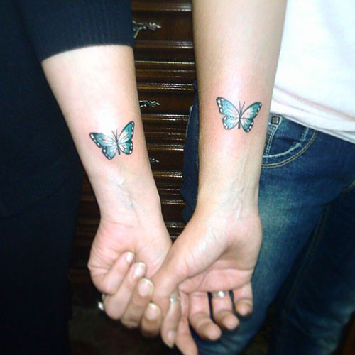 98 @ Butterfly Tattoos