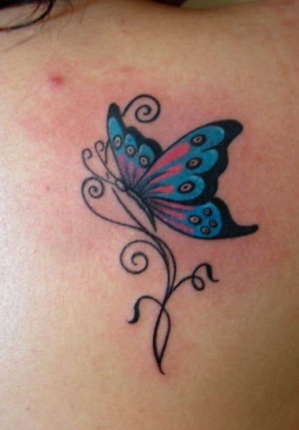 99 @ Butterfly Tattoos