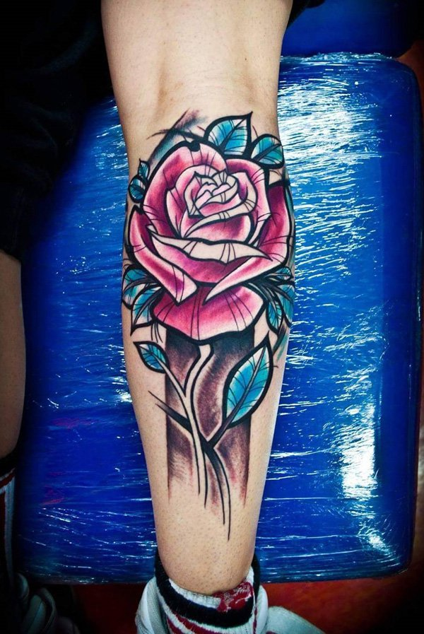@ Rose Tattoos Popular