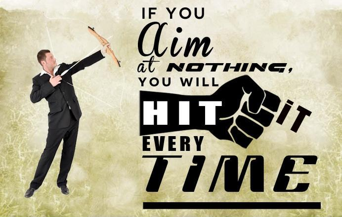 Aim In Life Quotes 012